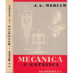 MECÁNICA Obra completa en 2 TOMOS. Parte I ESTATICA y Parte II DINAMICA
