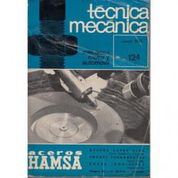 TÉCNICA MECÁNICA Mecánica, Motor y Automóvil / 124 Mayo 1969