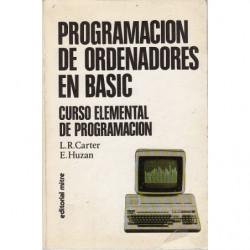 PROGRAMACIÓN DE ORDENADORES EN BASIC Curso Elemental de Programación