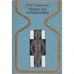 TEORÍA DL SUPERHOMBRE Colección OTROS MUNDOS