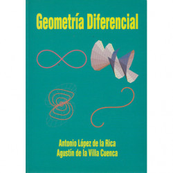 GEOMETRÍA DIFERENCIAL contiene el DISQUETE original