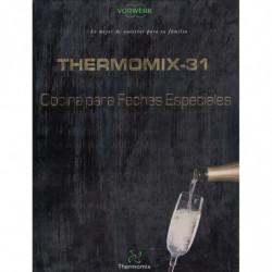 COCINA PARA FECHAS ESPECIALES THERMOMIX TM-31