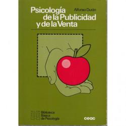 PSICOLOGÍA DE LA PUBLICIDAD Y DE LA VENTA