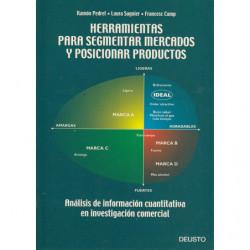 HERRAMIENTAS PARA SEGMENTAR MERCADOS Y POSICIONAR PRODUCTOS Análisis de Información Cuantitativa en Investigación Comercial