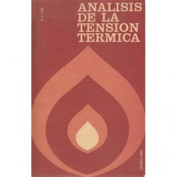 ANÁLISIS DE LA TENSIÓN TERMICA