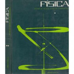 FÍSICA, Physical Science Study Committee OBRA COMPLETA en 2 Tomos