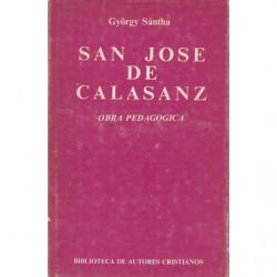 SAN JOSE DE CALASANZ. OBRA PEDAGOGICA