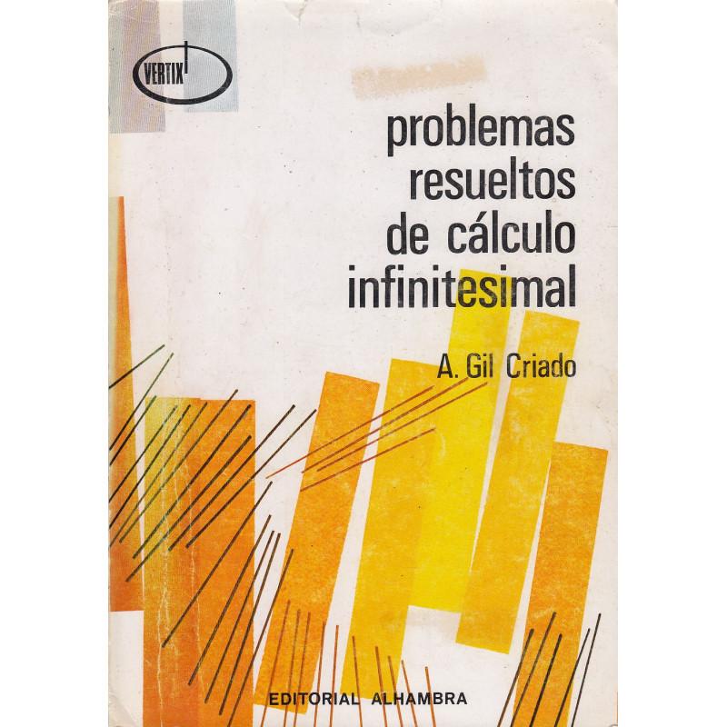 PROBLEMAS RESUELTOS DE CÁLCULO INFINITESIMAL