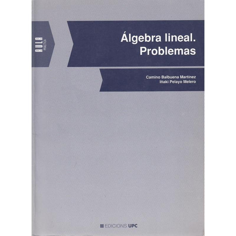 ÁLGEBRA LINEAL. PROBLEMAS