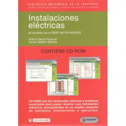INSTALACIONES ELÉCTRICAS de acuerdo con el REBT del 842/2002