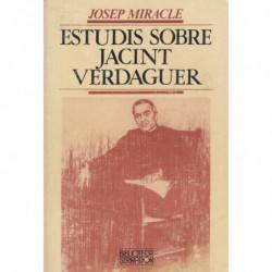 ESTUDIS SOBRE JACINT VERDAGUER