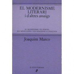 EL MODERNISME LITERARI i d'altres assaigs