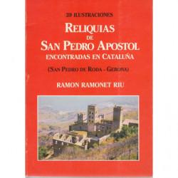 RELIQUIAS DE SAN PEDRO APOSTOL Encontradas e n Cataluña (San Pedrod de Roda - Gerona)