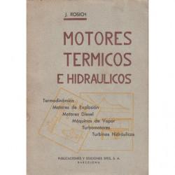 MOTORES TÉRMICOS E HIDRÁULICOS