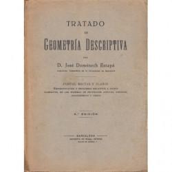 TRATADO DE GEOMETRÍA DESCRIPTIVA