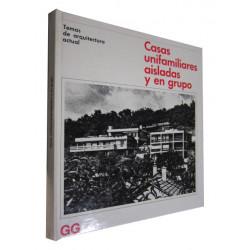 CASAS UNIFAMILIARES AISLADAS Y EN GRUPO