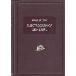 ELEMENTOS DE  ELECTROQUÍMICA
