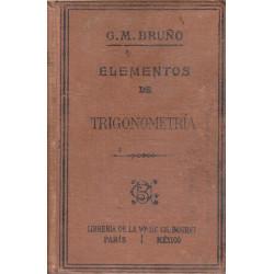 ELEMENTOS DE TRIGONOMETRÍA