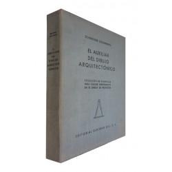 AUXILIAR DEL DIBUJO ARQUITCTÓNICO 172 láminas COMPLETO