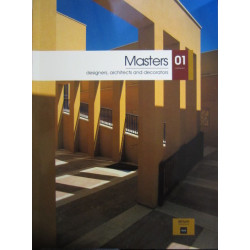 MASTERS 01 / Designers, Architects and Decorators