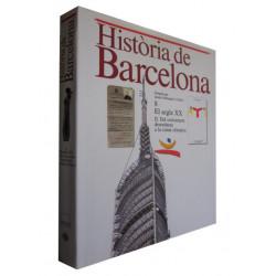 HISTÒRIA DE BARCELONA / 8. El Segle XX. II. Del Creixement desordenat a la ciutat olímpica