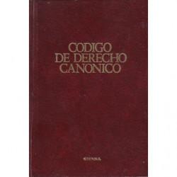 CODIGO DE DERECHO CANONICO. Bilingüe Español-Latín