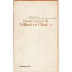 NUEVO LEXICO TEILHARD DE CHARDIN