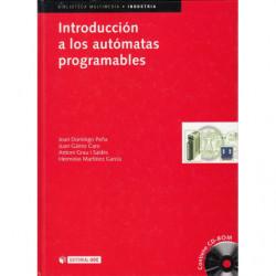 INTRODUCCIÓN A LOS AUTÓMATAS PROGRAMABLES Contiene CD-ROM