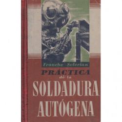 PRÁCTICA DE LA SOLDADURA AUTOGENA