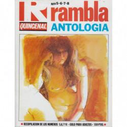 RAMBLA ANTOLOGÍA N.ºs 5-6-7-8