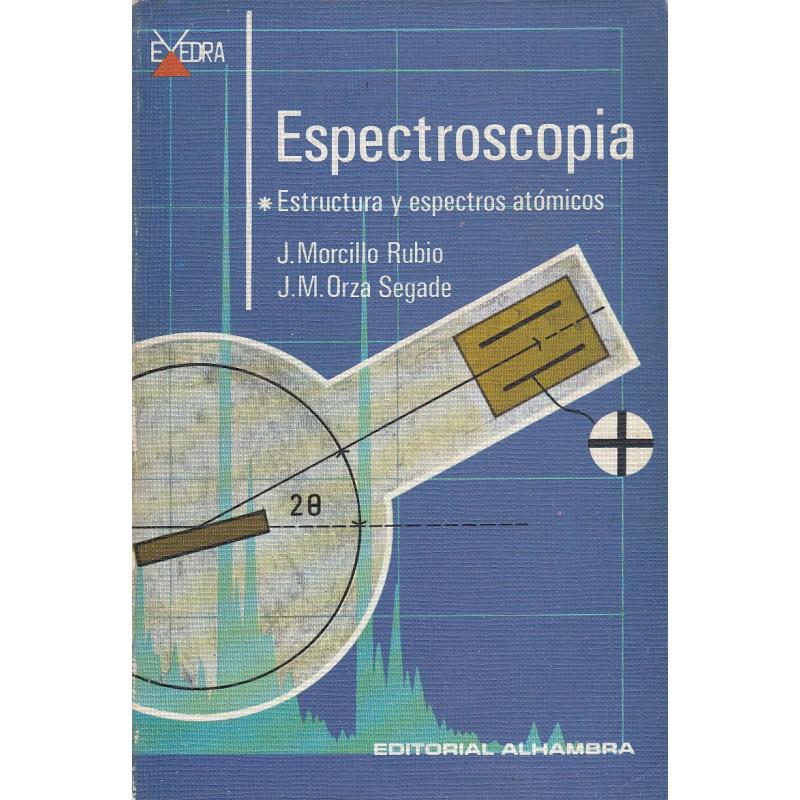 ESPECTROSCOPIA Estructura y espectros atómicos