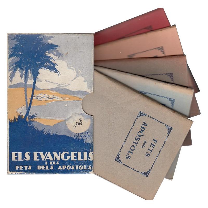 ELS EVANGELIS I ELS FETS DELS APOSTOLS 5 Vols. I Caixa OBRA COMPLERTA