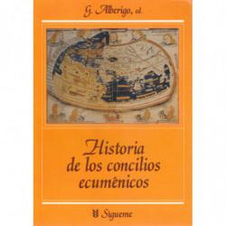 HISTORIA DE LOS CONCILIOS ECUMENICOS