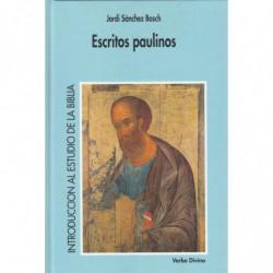 ESCRITOS PAULINOS. Vol. 7 de -INTRODUCCIÓN AL ESTUDIO DE LA BIBLIA-