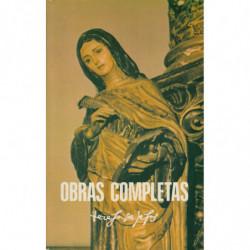 OBRAS COMPLETAS. SANTA TERESA DE JESÚS