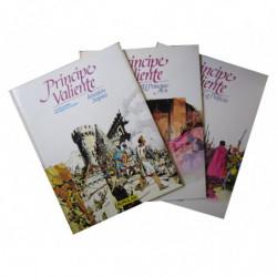 EL PRINCIPE VALIENTE Tomos 1,2 y 3 (Ejemplar por Aventura)