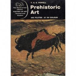 PREHISTORIC ART. 263 Plates, 47 In Colour