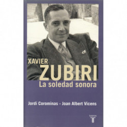 XAVIER ZUBIRI. LA SOLEDAD SONORA