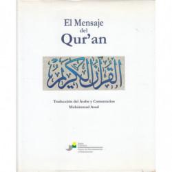 EL MENSAJE DEL QUR'AN. Traducción al Español Pérez, Abdurrasaq