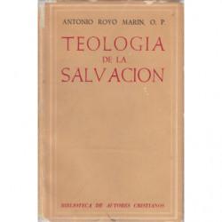 TEOLOGIA DE LA SALVACIÓN