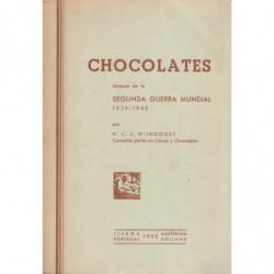 CHOCOLATES DESPUÉS DE LA SEGUNDA GUERRA MUNDIAL 1939-1945