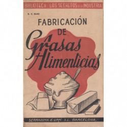 FABRICACIÓN DE GRASAS ALIMENTICIAS