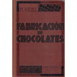 TRATADO MODERNO DE FABRICACIÓN DE CHOCOLATES