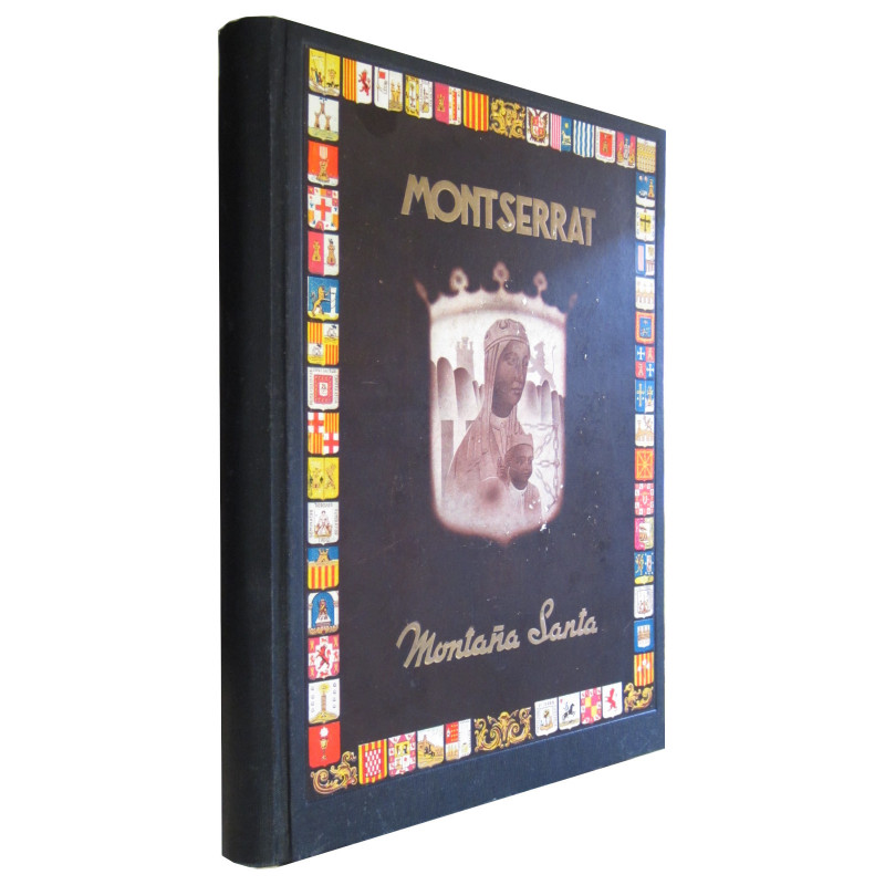 MONTSERRAT, MONTAÑA SANTA