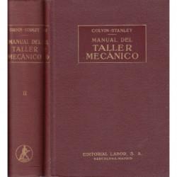 MANUAL DEL TALLER MECANICO Y VOCABULARIO DE TALLER
