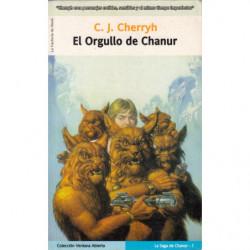 EL ORGULLO DE CHANUR. La Saga de Chanor-1