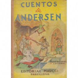 CUENTOS DE ANDERSEN (Ilustrado por Langoria)