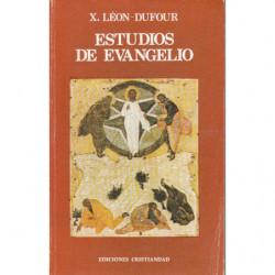 ESTUDIOS DE EVANGELIO. Análisis Exegético de Relatos y Parábolas
