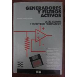 GENERADORES Y FILTROS ACTIVOS. Diseños