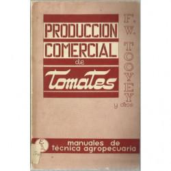 PRODUCCION COMERCIAL DE TOMATES